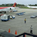 Aeropuerto de San Andrés seguirá cerrado