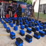 En video | Incautan cerca de media tonelada de cocaína en La Guajira
