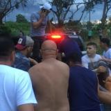Deportistas heridos por caída de rayo en Montería muestran mejoría