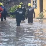 Prolongado aguacero deja 2.414 personas damnificadas en Sucre