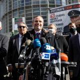 Cienfuegos queda libre de cargos en EE.UU. y volverá  a México