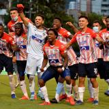 De la mano de Viera, Junior clasifica a cuartos de final de la Copa Colombia