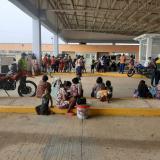 En video | 450 familias afectadas por las lluvias en La Guajira