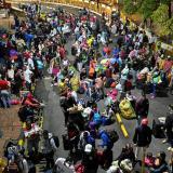 Unos 500 venezolanos en Colombia intentaron pasar a la fuerza la frontera