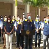 Fortalecen control epidemiológico en San Andrés y Providencia
