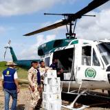Llega la ayuda humanitaria a la Alta Guajira