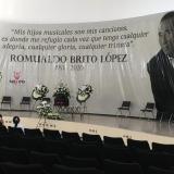 Romualdo Brito es velado en Valledupar