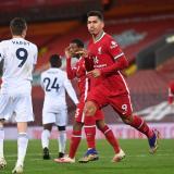 El Liverpool se reencontró con el triunfo tras el empate con el Manchester City en la pasada jornada.