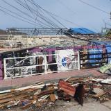 En Providencia avanzan los trabajos de reconstrucción por daños de Iota