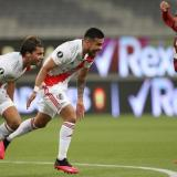 Carrascal entra enchufado y River Plate empata 1-1 ante Paranaense