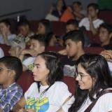 Público asistente a una edición anterior del Salón del Autor Audiovisual.