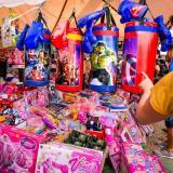 Las ferias de Navidad se cumplirán en cinco puntos