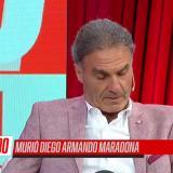 En video   Así reaccionó Óscar Ruggeri ante la muerte de Maradona