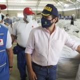 Barranquilla envía 250 toneladas de ayuda humanitaria a San Andrés