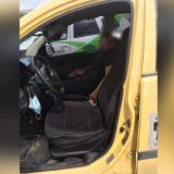 Lo asesinan a tiros dentro de un taxi en Soledad