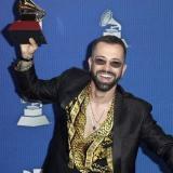 """""""En ningún momento pensé que me fuese a ganar el Grammy"""": Mike Bahía"""