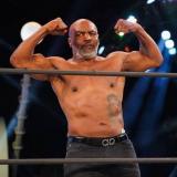 Mike Tyson regresa a los combates a sus 54 años de edad.
