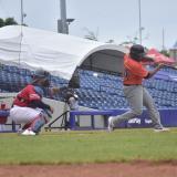 Gigantes y Tigres se enfrentaron en un duelo reñido con mucho dominio por parte del cuerpo de lanzadores.