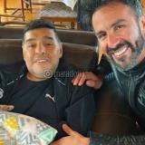 Si de algo soy culpable es de amarlo y mejorarle la vida: médico de Maradona