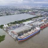 La sedimentación estaría afectando las condiciones de navegabilidad en el Puerto de Barranquilla.