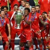 Bayern, actual campeón de la Champions League.