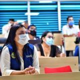 Por aumento de casos Covid en la ciudad,  Dadis suspende atención presencial