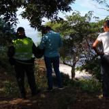En video | Asesinaron a tiros a dos personas en Santa Marta