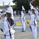 146 nuevos Grumetes juran bandera en la Escuela Naval de Suboficiales