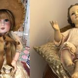 Con exposición de Niño Dios, el museo de las muñecas reabre sus puertas