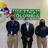 En video | Exfiscal Moreno fue deportado de Estados Unidos