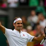 Federer ha sido vencedor de 20 títulos individuales en torneos de Grand Slam.