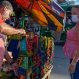 En Video | Farolitos: una tradición que sufre en el 2020