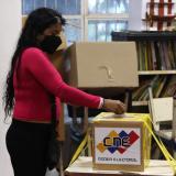 CNE confirma apertura del 95% de centros de votación en Venezuela