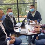 Gestionan recursos para atender las emergencias del invierno en Sucre