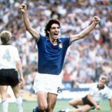 Paolo Rossi en el Mundial de España 82.