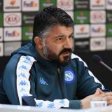 El equipo de Gattuso se estrenará el estadio dedicado a Maradona.