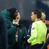 La UEFA anuncia que a su debido tiempo comunicará los resultados de la investigación.