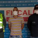 Capturan a presunto abusador de niña wiwa