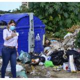Acción administrativa a Interaseo por fallas en la recoleccion de basuras