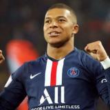 Mbappe firmó su vigésimo gol en la 'Champions' en el minuto 42 en el Parque de los Príncipes.