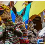 """Carnaval virtual y por televisión: """"oportunidad"""" para salvaguardar la fiesta"""