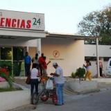 Dos hombres heridos deja ataque a bala en Palmar de Varela