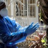 Covid-19 en el Atlántico: 418 nuevos casos y seis muertes