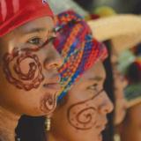 """Indígenas colombianos denuncian """"violación sistemática de derechos humanos"""""""