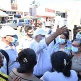 Alcaldía de Ciénaga logró acuerdo con los comerciantes reubicados