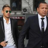 El padre de Neymar estalla