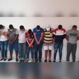 Policía de Barranquilla captura a 12 de 'Los Veteranos'