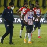 Coquimbo 0, Junior 1: una victoria triste