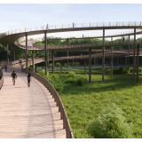 Render del proyecto de ecoparque en Mallorquín.
