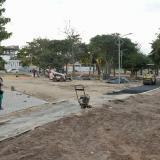 El parque se construirá en un espacio de 2,3 hectáreas.